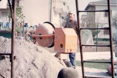 Giuseppe Rossi al lavoro.