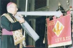 Benedizione del Labaro il 14 Novembre 1982