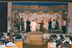 Rappresentazione Teatrale nell'ambito della Rassegna di Prosa Dialettale Anno 1991