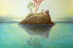 Quadro dipinto dal Pittore Levate Mario Contino donato in occasione del 40°