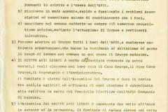 Carta costitutiva e programmatica